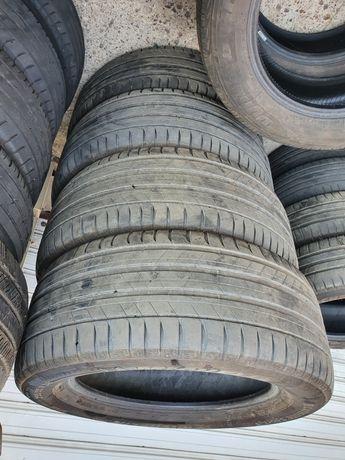Michelin  като нови   255/55/18 летни