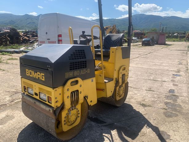 Cilindru compactor Bomag bw 80 ad-2
