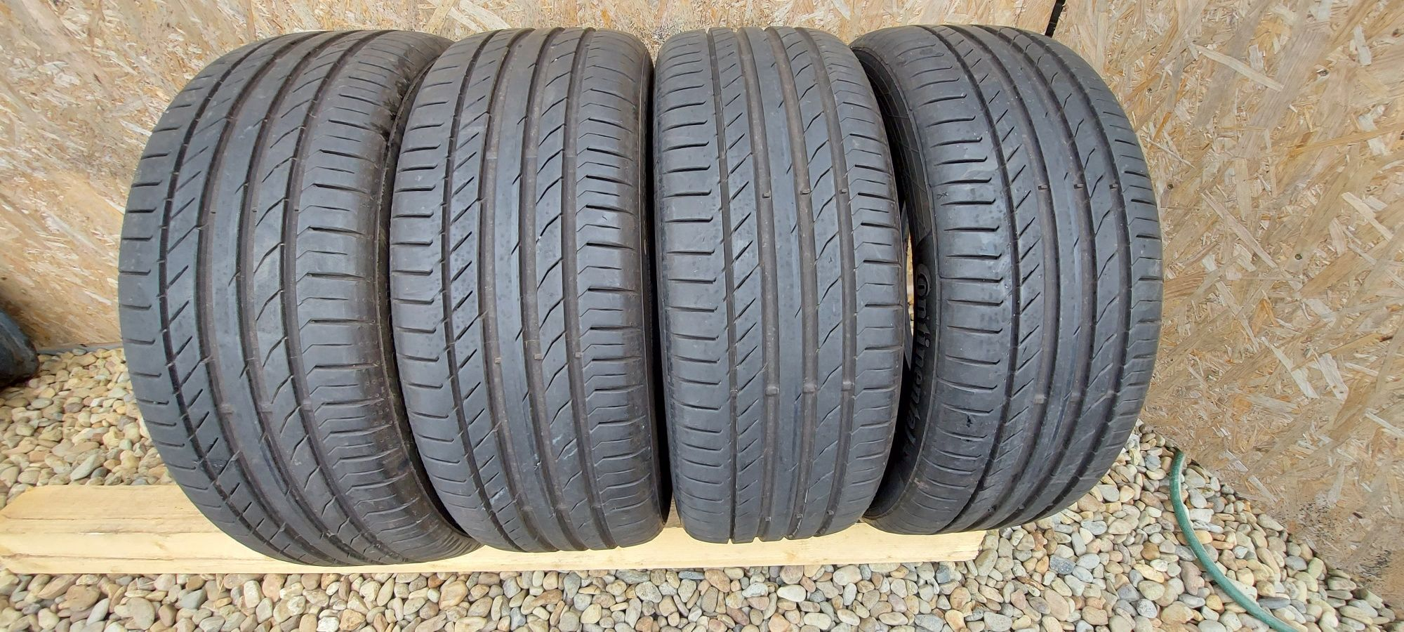 Anvelope Continental ContiSportContact5 225/45 R19 96W XL