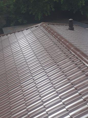 Ремонт и постройка крышы. Облицовка фасада сайдингом.