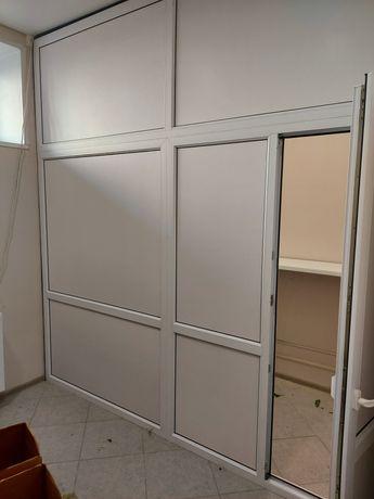 Изготовление и установка пластиковых окон, дверей, балконов.