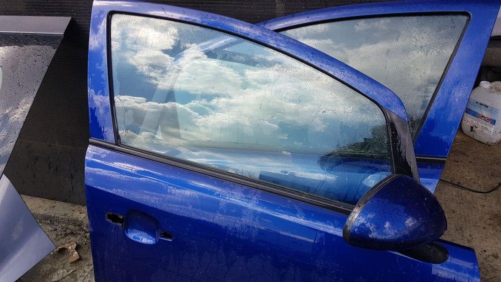 Geam macara broasca maner usa stanga dreapta Opel Corsa D 2006-2014 Arad - imagine 1