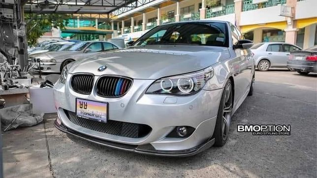 Lip Prelungire Bara Fata BMW E60 M tech M tek Hamann