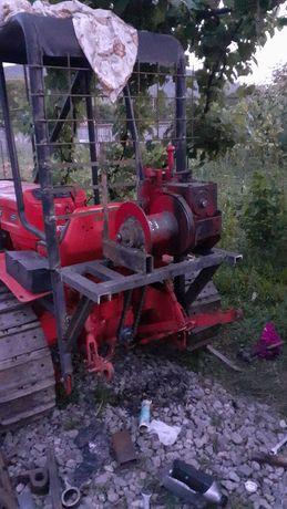 Tractor Fiat 455