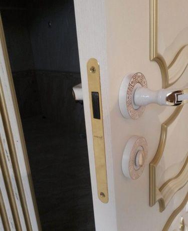 ГАРАНТИЯ! Установка Дверей, Межкомнатных, Дверь с Замок, Входной