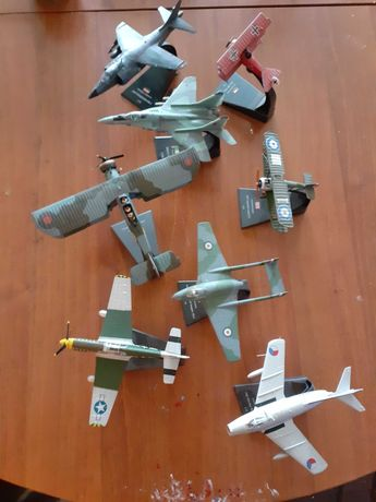 Авио колекция  Самолети