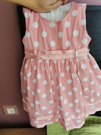 Детски рокли р-р 98