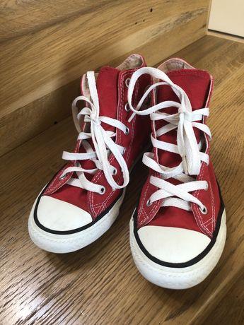 Tenesi Converse nr 32, 19,5cm
