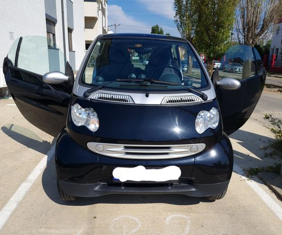 Vand Smart fortwo