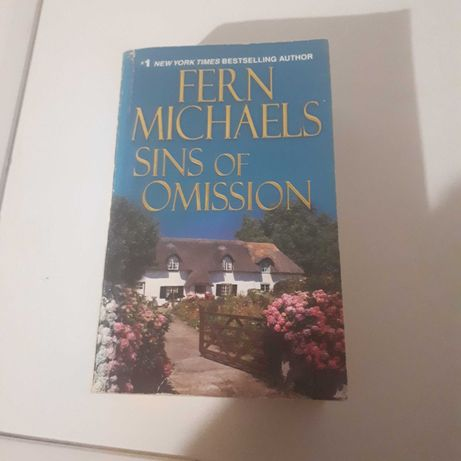 """Книга на английски - """"Sins of Omission"""""""
