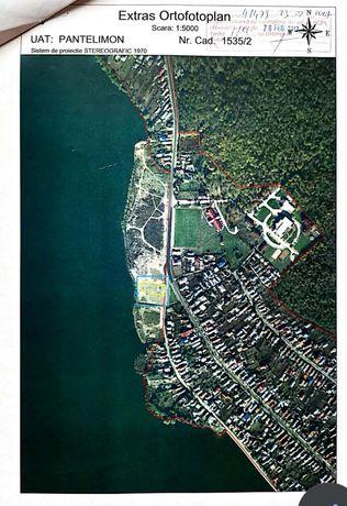 Teren deschidere lac Cernica