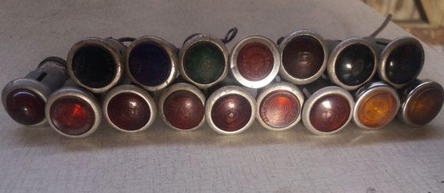 Глазки контрольная лампа УАЗ 469 452