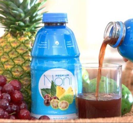 Сок Нони от NHT Global (1 литр)
