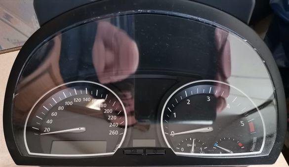 Километраж за BMW X3-E83, дизел, автоматик