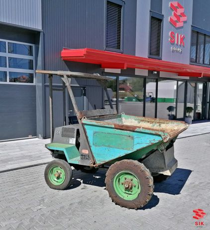 Mini dumper Piquersa 1500 S-VH