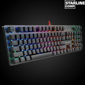 Механический Клавиатура Bloody B810R