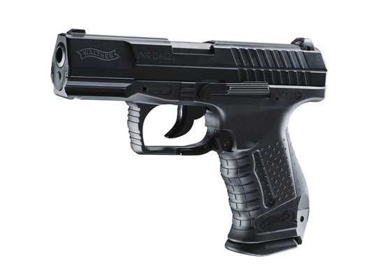 Pistol WALTHER P99 4 joules Airsoft+0.36gr-1000bile+10 CO2