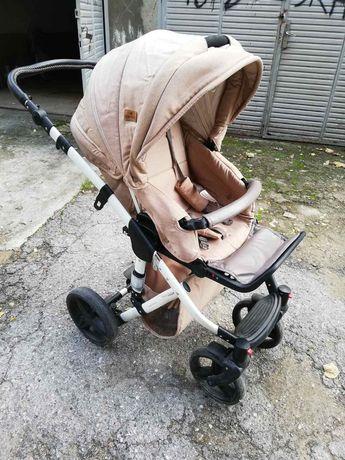 Комбинирана детска количка 2 в 1