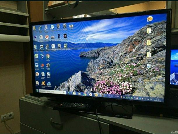 Жк LED Samsung 80cm Full HD HDMI USB Pip