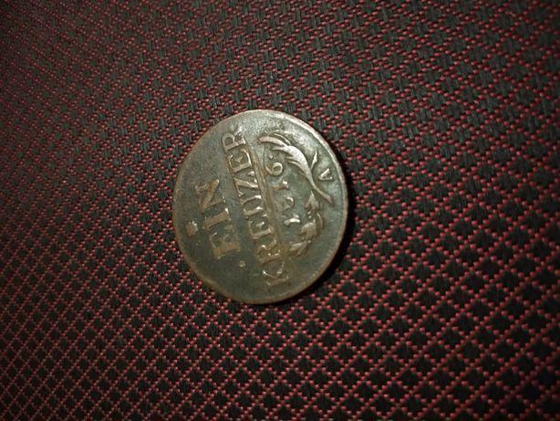 Monedă Ein Kreuzer, 1816