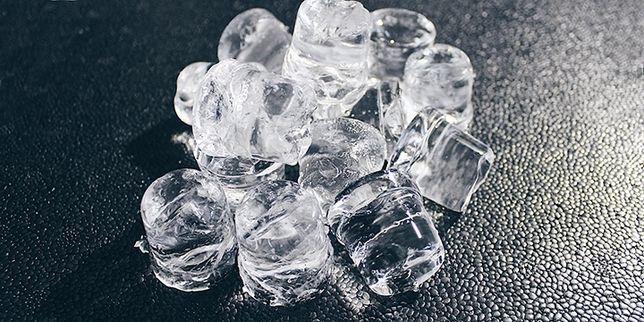 Лед, лёд пищевой лёд  конусный для баров и ресторанов
