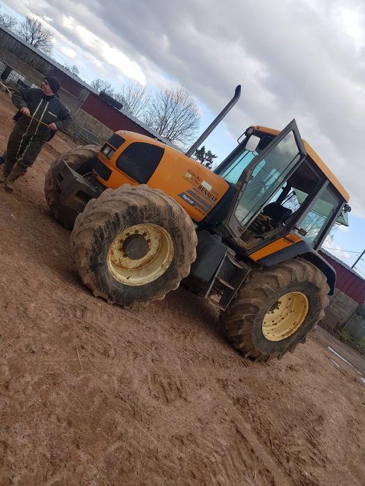 Tractor Renault Temis 630 RZ Craiova - imagine 1