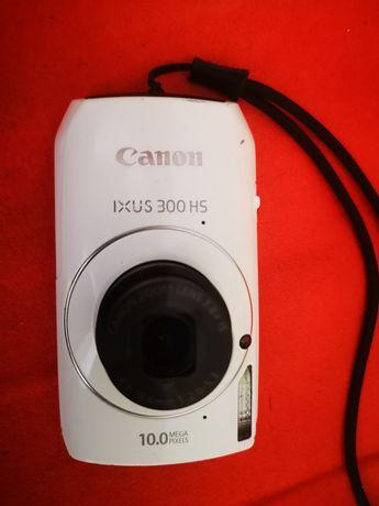 Фотоапарат Canon ixus 300 hs 10.0 mega pixels
