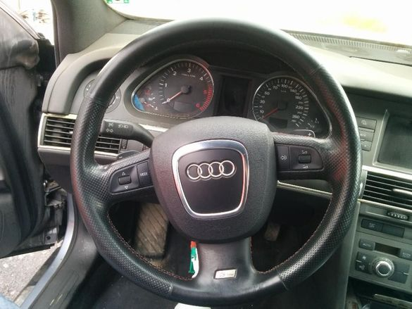 На Части! Audi A6 4F 3.0 TDI Quattro 4x4 S-Line Комби Recaro Ауди гр. Пловдив - image 8