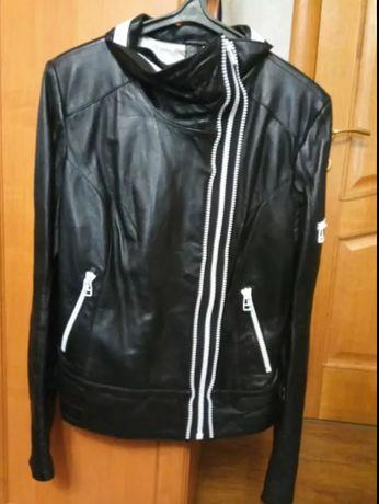 Кожаная куртка, про-во Турция, 48-50р