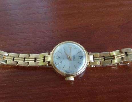 Ceasuri de mână femei zaria și slava,mecanice,rezistente la apă