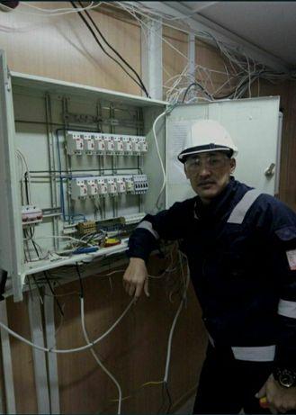 Электрик 24 часа Низкая Цена Алматы