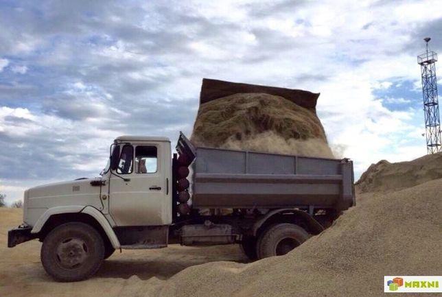 Песок Щебень 1-4 куба