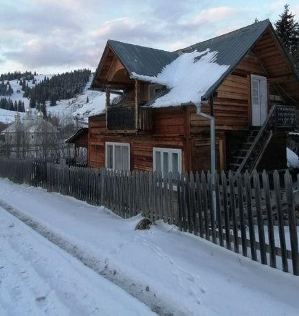 Casă de vânzare, zona de munte, Bucovina, Breaza, ideal pentru vacanță