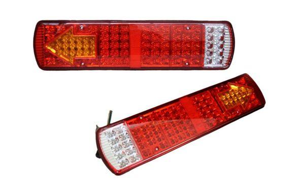 LED стопове за камиони , ремаркета , бусове и други 12 волта