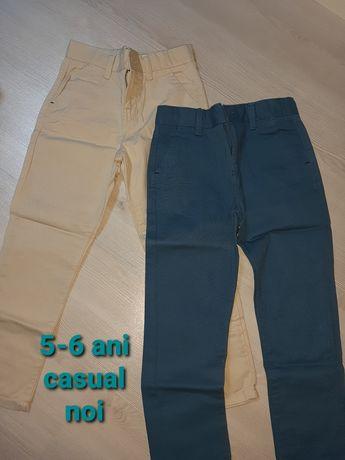 Pantaloni casual băieți 5-8 ani