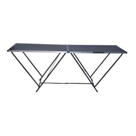 Сгъваема маса два метра за кетъринг, лепене на тапети Favo 2s Alu Pro