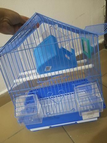 Продам клетку и все что нужно для попугая