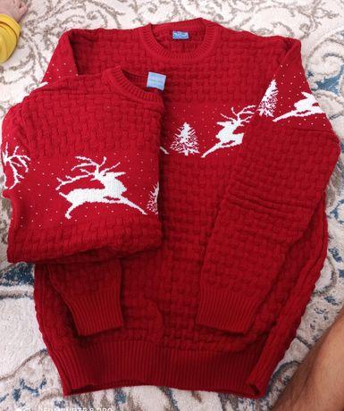 Парные свитера размер L - ка