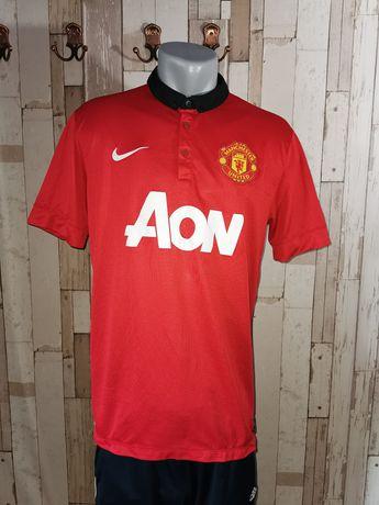 Tricou Nike Dri-Fit Manchester United sezon 2013 2014