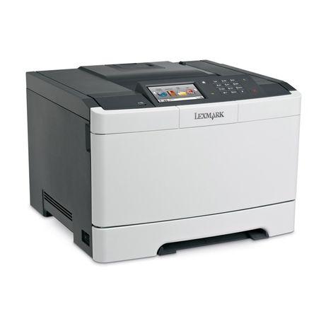 Цветен лазерен принтер Lexmark CS510dе