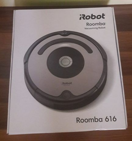 Aspirator iRobot Roomba 616 Antiangle Wall, nou-sigilat.