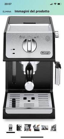 De'Longhi ECP33.21 Macchina da Caffè Espresso Manuale e Cappuccino, Ca