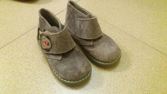 Обувки - естествена кожа