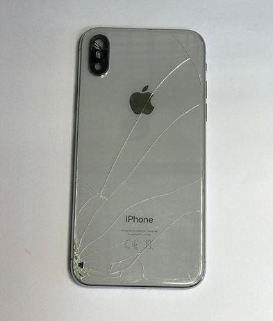 inlocuire Geam spate iPhone XS 250 lei