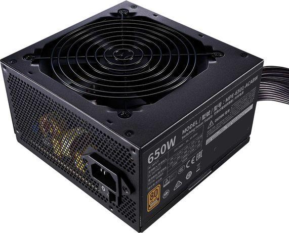 Захранване Cooler Master MWE V2 230V 650W с 5 години гаранция