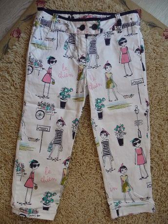 Pantaloni Next de vara copii/fete marimea 8 ani (128 cm) colanti