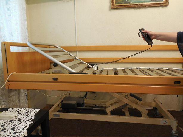 Pat electric pentru persoane paralizate sau cu probleme locomotorii