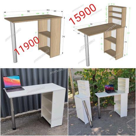 маникюрные, ученические, компьютерные столы для салон красоты помощник