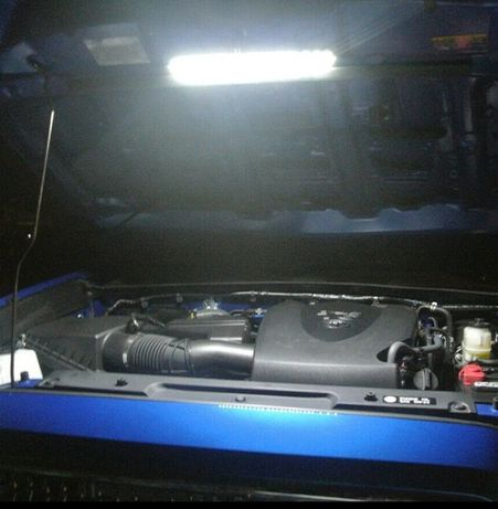 Lampa led iluminare motor automata on/off universala