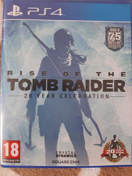 Vand Raise of theTomb Raider ps4